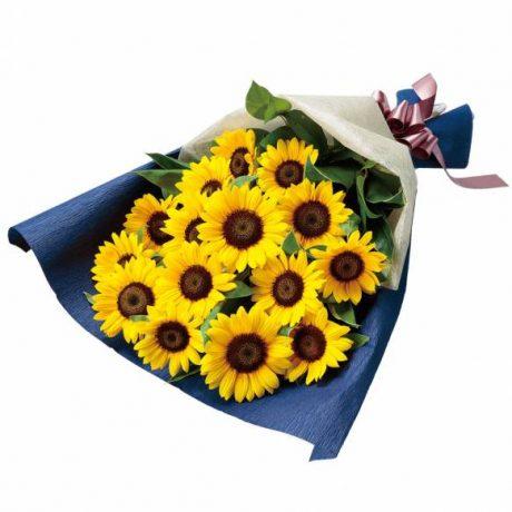 ひまわりの花束(511850)